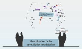 Copy of Identificación de las necesidades insatisfechas