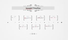 Copy of Stargirl Timeline
