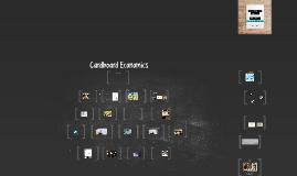 Cardboard Economics