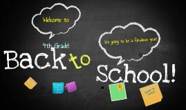 julieta's back to school