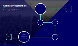 Website Development Tour