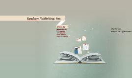 Copy of MiniCase: Fondern Publishing, Inc.