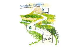 Sociedades humanas e suas relacoes com outros seres