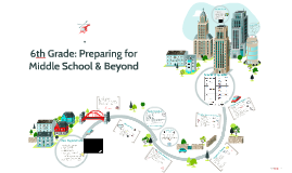 6th Grade: Preparing for Middle School & Beyond