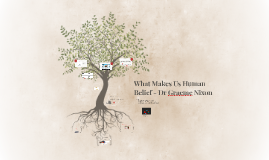 Copy of What Makes Us Human