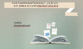 Copy of Sentencia C- 279 de 2013