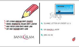 letter of credIT-i (lc-i)