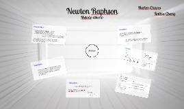 Copy of Metodo Newton Raphson