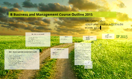 Copy of IB Business and Management Course Outline 2013/2014