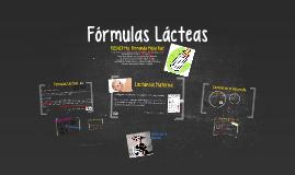 Fórmulas Lácteas