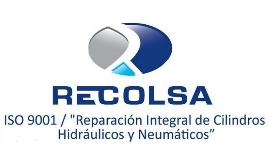 Copy of RECOLSA S.A., es una empresa líder del sector metal mecánico