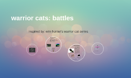 warrior cats: battles