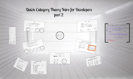 Quick Category Theory Intro for Developers