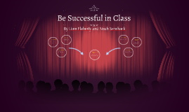 Be Successful in Class