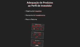 Aula 31 - Adequação de Produtos