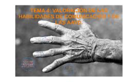 TEMA 4:
