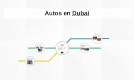 Autos en Dubai
