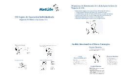 Metlife: Seguro de Separacion Individualizado - Proceso de Reclamacion de Rescates.