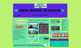 CERESO REGIONAL TEHUACAN
