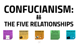 THE FIVE RELATIONSHIPS