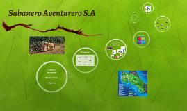 Copy of Sabanero Aventurero S.A