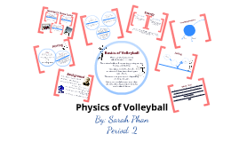 Copy of Physics of Volleyball