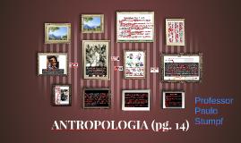 ANTROPOLOGIA (pg. 14)