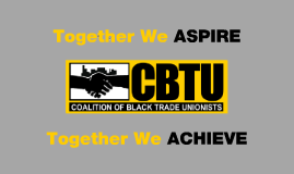 The CBTU: Canada Version