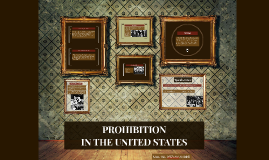 Copy of Prohibition in USA