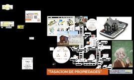 TASACIONES DE PROPIEDADES