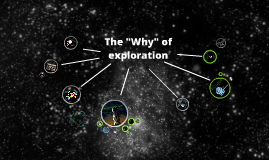 The 'Why' of Exploration