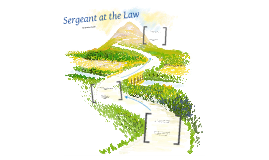 Sergeant at Law: The Canterbury Tales