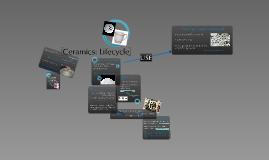 DT - Lifecycle of Ceramics