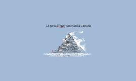 Le pays Népal