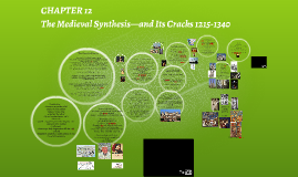 Chapter 12 medieval Synthesis