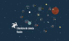 Literatura de ciencia ficción
