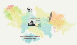 Imagine: Language conveyed through music