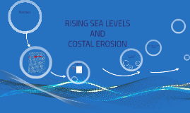 RISING SEA LEVELS AND COSTAL EROSION