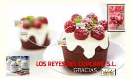 LOS REYES DEL CUPCAKE, S.L.