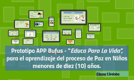 Copy of Bufus - Educa para la vida