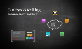 Copy of Business Writing