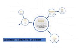 Overview BHW Volunteer (Autism Walk)