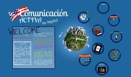 Comunicacion activa en Ingles