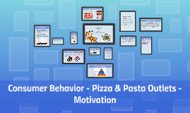Copy of Consumer Behaviour - Pizza & Pasta Outlets - Motivation