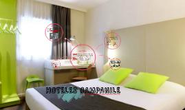 HOTELES CAMPANILE
