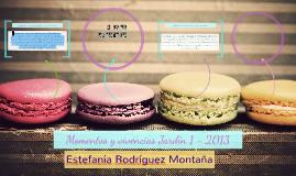 Momentos y vivencias Jardín 1 - 2013
