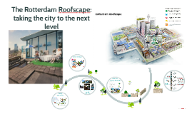The Rotterdam Roofscape: an Integral Approach on Roofscape D