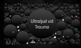 Traumaanestesikurs 2016