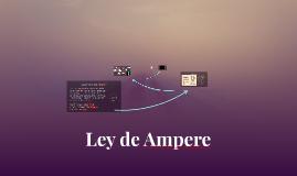 Copy of Ley de Ampere