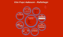 Raftehegn af Kim Fupz Aakeson